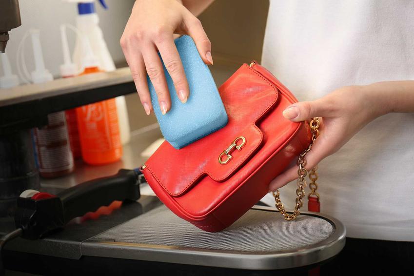 Czyszczenie torebki ze skóry za pomocą specjalnych środków, a także najlepszy preparat do czyszczenia skóry, zarówno mebli, jak i torebek