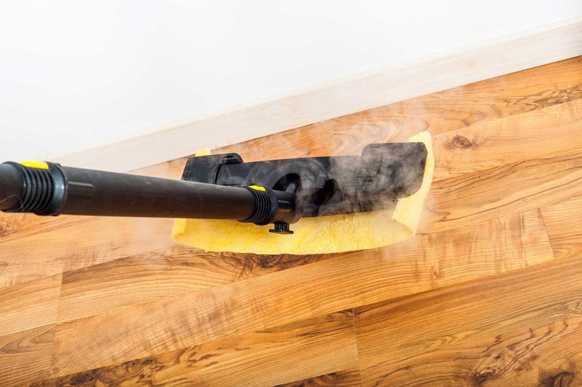 Mop parowy Karcher do sprzątania różnych powierzchni oraz jego zastosowanie, cena, rodzaje i opinie o produktach