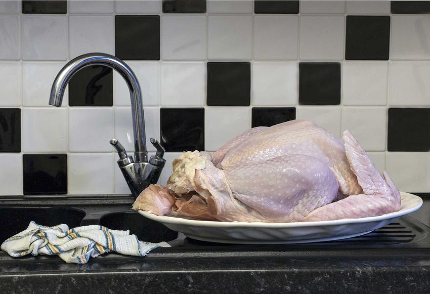 Surowy kurczak i porady, jak szybko rozmrozić mięso, w tym jak szybko odmrozić mięso mielone, czyli sprawdzone porady