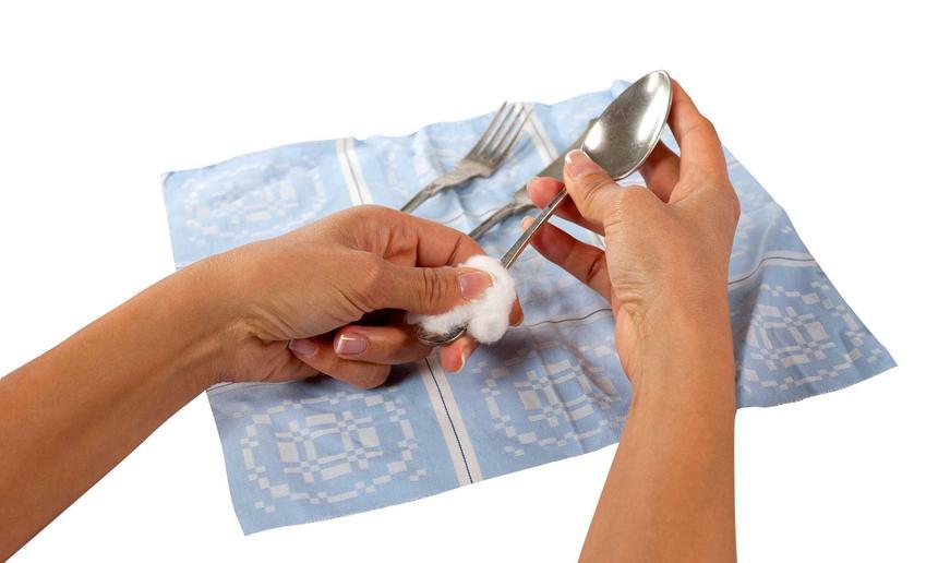 Polerowanie srebra jest w zupełności bezpieczne. Polerowanie srebra pozwala uzyskać wyjątkowy blask i sprawić, że srebro jest czyste i pełne blasku