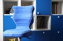 Nowoczesne krzesła obrotowe zapewniające komfort pracy i nauki