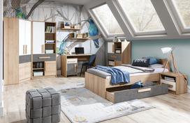 Funkcjonalne i efektowne meble do niewymiarowych miejsc