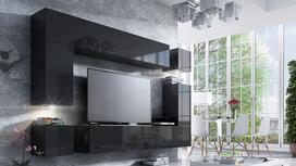 Szukasz świeżego pomysłu na urządzenie salonu? Sprawdź, dlaczego warto wybrać nowoczesną meblościankę modułową!