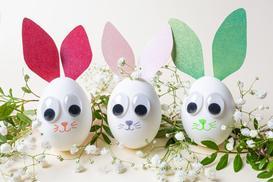 Jak ozdobić jajka styropianowe na Wielkanoc - poradnik praktyczny