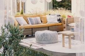 Wypoczynek w ogrodzie