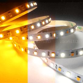 Taśma LED CCT ciepło zimna poprawia nastrój