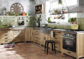 Kuchnia rustykalna czy loftowa?