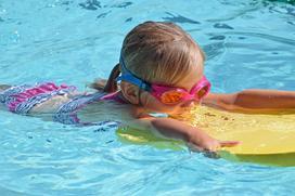 Jak nauczyć się pływać?