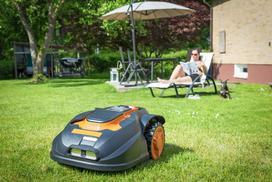 Robot koszący do trawnika - rodzaje, producenci, opinie, ceny, porady