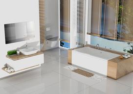 Innowacje w domowej łazience. Po jakie nowoczesne rozwiązania warto sięgnąć?