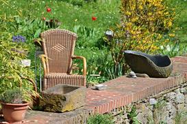 Jak wybrać fotel do ogrodu?