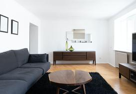 Modne dywany do salonu - trendy 2021